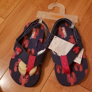 NWT Toddler Boys Sandals